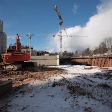 ЖК Ленинград, ход строительства
