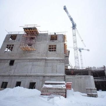 ЖК Ленинград, готовность домов